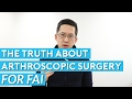 What you must know before you get surgery for FAI / hip impingement video & mp3