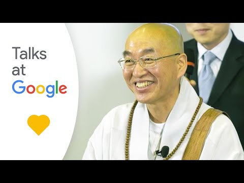 """the Venerable Pomnyun: """"Toward happiness and freedom in your life"""" 