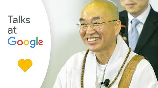 "the Venerable Pomnyun: ""Toward happiness and freedom in your life"" 