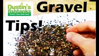 What Kind Of Gravel To Use In A Planted Fishtank? Different Gravel Sizes, Cool Gravel Tip