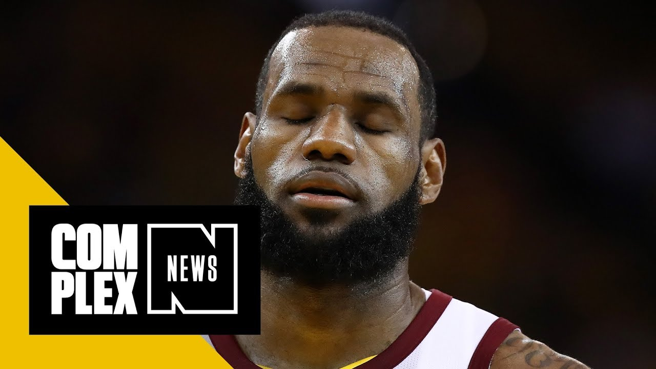 LeBron James  Heartbreaking Reaction Learning Cavs Still Had a Timeout in  Game 1 3513b5a48