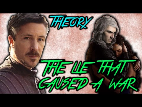 Petyr Baelish Caused Everything... THEORY (Game of Thrones)