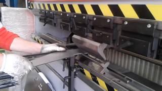 Гидравлический листогибочный пресс JHL Produkt(Экономичные листогибочные гидравлические прессы JHL Produkt (Словакия) для гибки листового металла на ширину..., 2015-06-12T11:09:18.000Z)
