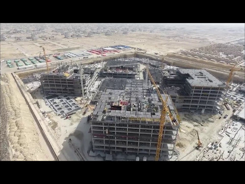 Saudi Electricity Company (SEC) HQ Construction