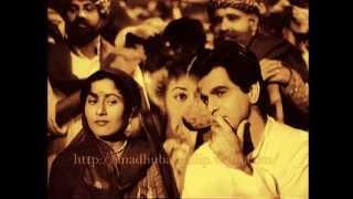 A tribute to Dilip Kumar & Madhubala