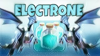 THE ELECTRONE - NEW ATTACK STRATEGY - Clash of Clans 2018