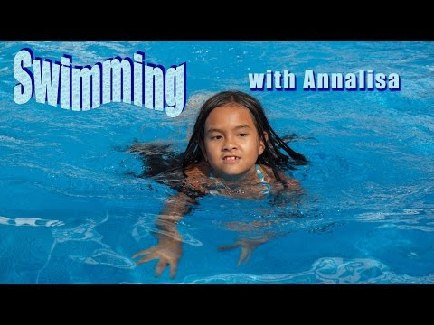 How To Swim For Kids