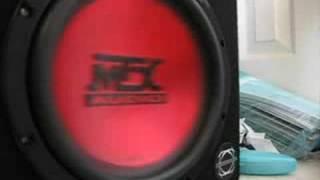 New Subwoofer Bass Test
