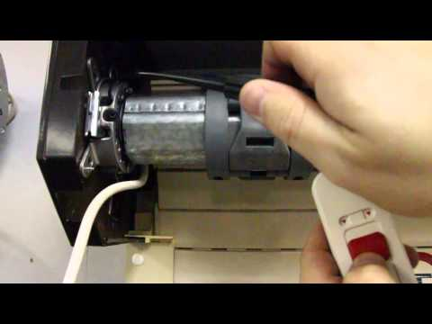 How To Set Limits on a Tubular Motor - Shutter Components Australia