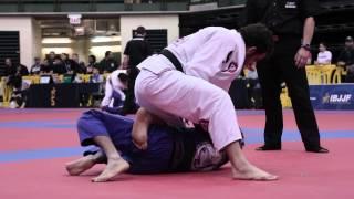 Carlos Lemos vs Omar Choudhury, Black Belt Master 1 Light Semi Final , 2014 Chicago Spring Open