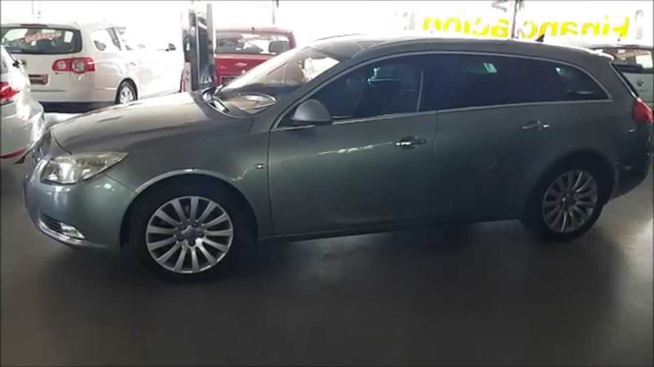 opel insignia sports tourer 2 0 cdti ecoflex 130 cosmo youtube. Black Bedroom Furniture Sets. Home Design Ideas