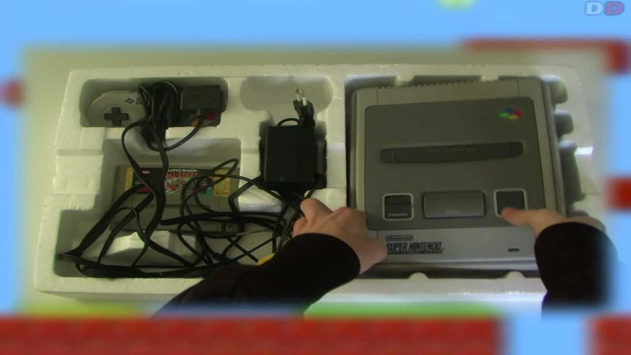 how to install your super nintendo [ 1280 x 720 Pixel ]