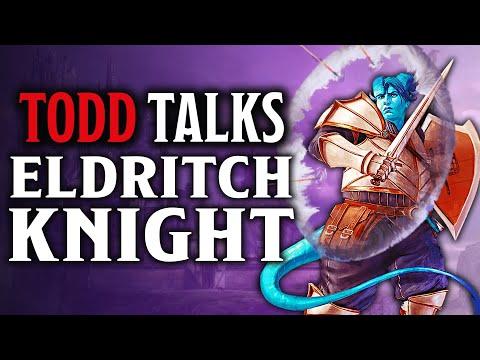 Fighter 101: Eldritch