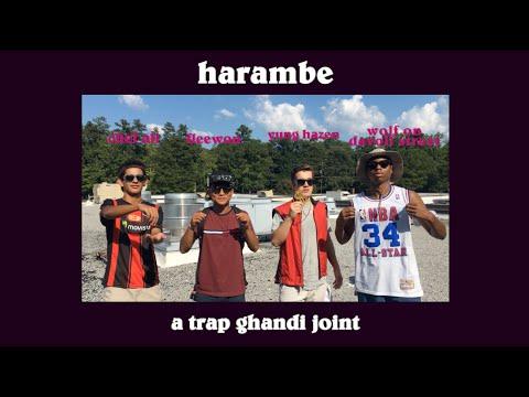 trap ghandi - harambe