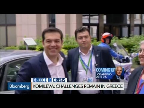 Was Greece's Best Solution Actually an Exit?