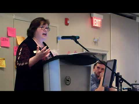 CUPE ON Human Rights Conference - Trish Robichaud on Disability Rights