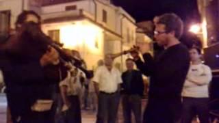 Esibizione dei Phaleg a Nocera Terinese