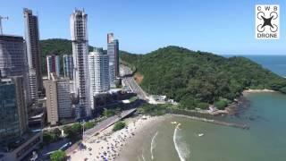 Praia de Balneário Camboriú SC  CWB DRONE thumbnail