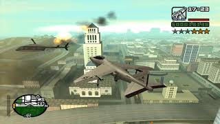 GTA san andreas - How to take Hydra from beginning part 2 NO CHEATS