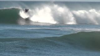 Surfing C Street 12-24-2011