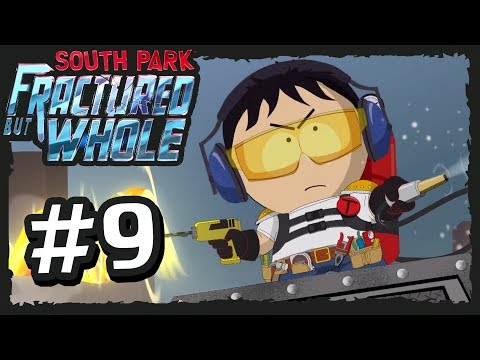 South Park The Fractured But Whole - PART 9 - Toolshed's Favour