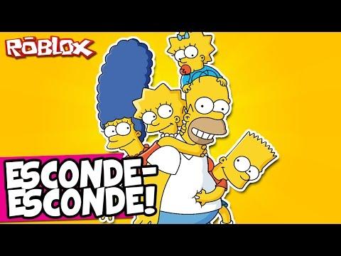 ESCONDE-ESCONDE DOS DESENHOS! – Roblox (Cartoon Hide 'n Seek)