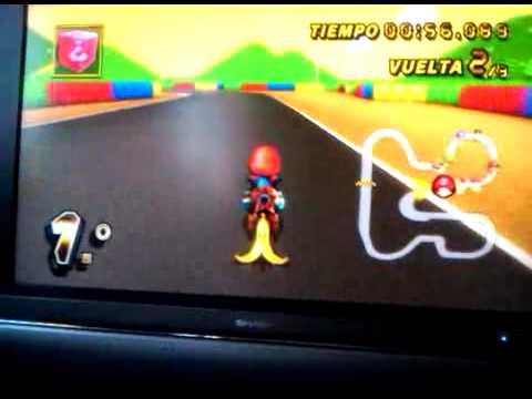 Mario Kart Uriel