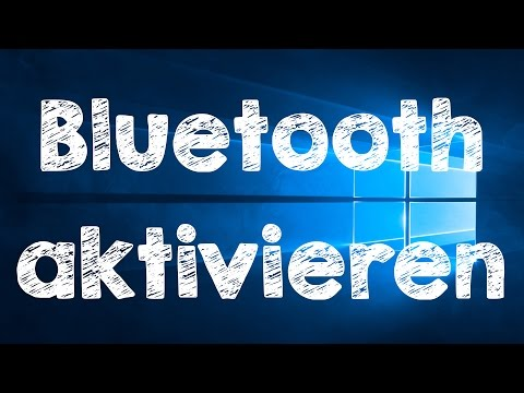 Windows 10 Bluetooth Aktivieren Deutsch