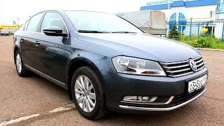 2011 Volkswagen Passat (B7). 1.8 Tsi. Start Up, Engine, And In Depth Tour.