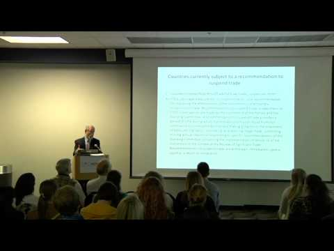 John Fitzgerald: International and Domestic Policy Tools for Tiger Conservation