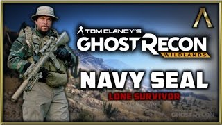 Ghost Recon Wildlands - Character Customization - Let's Create Mark Wahlberg in Lone Survivor!