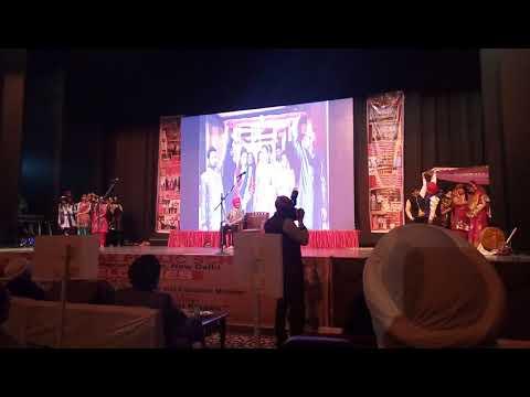 guru nanak public school Rajouri garden 48th annual day 2017-18 theam play