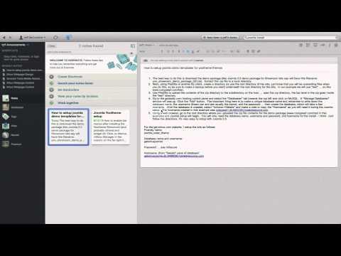 Joomla Install of Yootheme Template to Godaddy Hosting Account