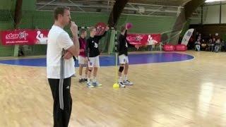 Nachwuchscamp: THW Kiel auf der Suche nach Handball-Talenten
