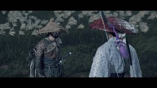 "Ghost of Tsushima - The Iron Hook: Travel with Ryuzo: ""I'm Sorry"" Choice (Tournament, Food) (2020)"