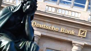 Is Deutsche Bank a Criminal Bank rotten to the core?