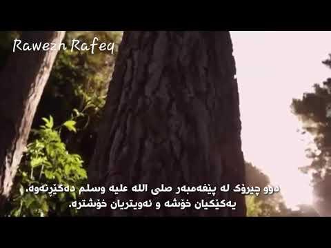 Yusha evans Allah's mercy, kurdish subtitle