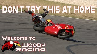 Welcome to Woody Racing: A motorcycle and car enthusiast vlog