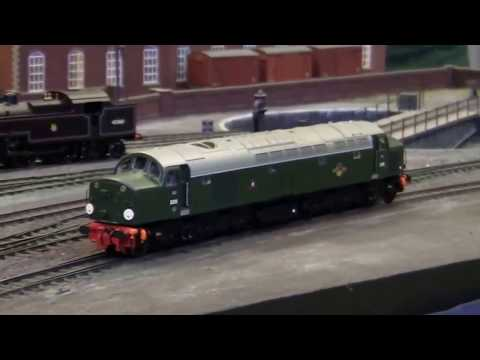 Didcot 2017 Model Railway Exhibition 21st October 2017 by Abingdon and District MRC (AMDRC)