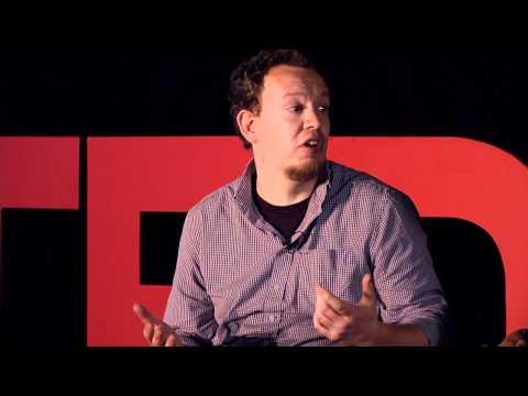 TEDxGenevaChange -  Tjeerd Royaards - Comics in crises