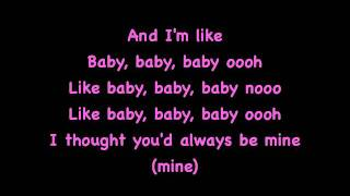 Justin Bieber - Baby Song And Lyrics