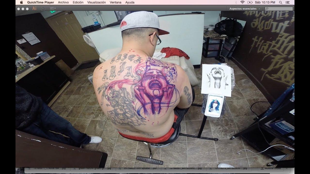 Revolt tattoo company denver colorado youtube for Best tattoo shops in denver co