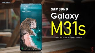 Samsung Galaxy M31s Price, Official Look, Specifications, 8GB RAM, Camera, Features & Sale Details