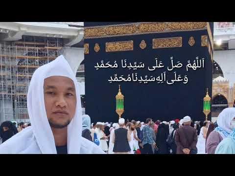 Doa Selamatan Pulang Haji.