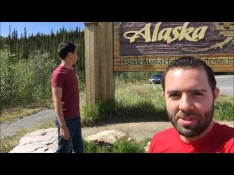 Road Trip!  Arizona to Alaska & Back - May 2016