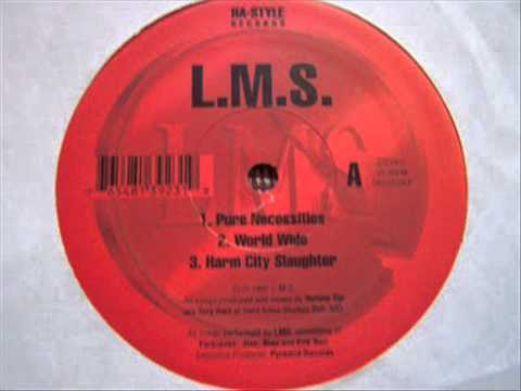 L.M.S. - Harm City Slaughter