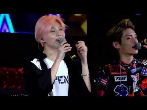 151025 SHINee WORLD Ⅳ in Shanghai / Replay + LUCKY STAR TAEMIN(태민)