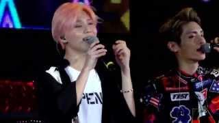 151025 SHINee WORLD Ⅳ In Shanghai / Replay + LUCKY STAR TAEMIN(태민)