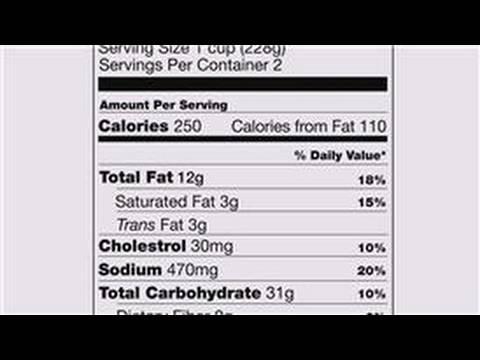 Low-Carb Diets: Carbohydrate-Counting Diets