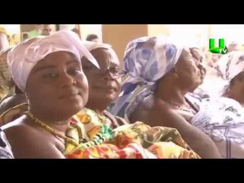 Asantehemaa celebrates Akwesidae festival in grand style